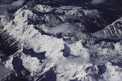 Over Colorado (Kendall Helmstetter Gelner) Tags: mountains mountain snow aerial