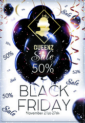 QUEENZ   Black Friday Sale!! (Owner Of   QUEENZ) Tags: queenz sale black friday mrshoodroyal mesh maitreya melanin mainstore katena sl secondlife slink style sexy sking ebody ebony hourglass hair original