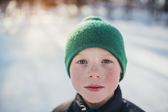 A winter portrait (Elizabeth Sallee Bauer) Tags: january nature wisconsin active boy child childhood children coats cold coldweather colorful cozy family friends friendship fun happiness hat hill joy kid movement nonurbanscene north northernlife outdoorsports outdoors outside playing seasonal seasons sledding snow stayingwarm together white winter youth