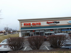 Five Guys Fredericksburg, VA (Coolcat4333) Tags: five guys 1661 carl d silver pkwy fredericksburg va
