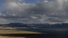 Tsomoriri #5 (jean matthieu) Tags: blue canon clood cloods color eos himalaya india indiantibet ladakh lake landscape light montain montains sky tsomoriri