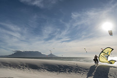 Come play... (Rob Millenaar) Tags: southafrica bloubergstrand dolphinbeach capetown scenery landscape tablemountain