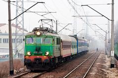 EP07-408 (Mariusz Sychowicz) Tags: pkp pkpintercity intercity ic polskakolej hcp ep07 warsaw warszawa madeinpoland polishtrain train eu07 siódemka eu07ipokrewne lokomowtywa railway railwayphotography