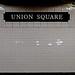 Union Square Subway Station, NYC