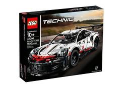 42096 Porsche 911 RSR box
