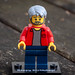 Me as a Lego minifigure