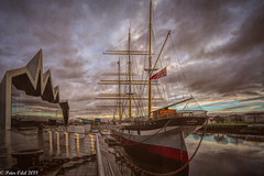 The Riverside Museum, Glasgow (p_odel) Tags: glasgow clyde tall ship riversidemuseum