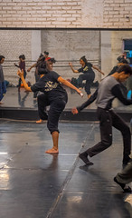 Danceworx - Delhi (Robert Borden) Tags: danceworx thedanceworx delhi newdelhi workshop dance dancing dancers india asia woman mirror reflection studio improvise improv create fuji fujifilm fujifilmxt2 fujiphotography fujiphoto 50mm 50mmprime prime movement