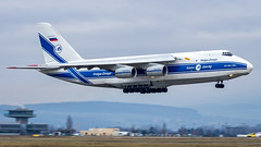 Antonov An-124-100 RA-82079 Volga-Dnepr (William Musculus) Tags: basel mulhouse freiburg eap bsl mlh lfsb airport flughafen euroairport plane airplane spotting aviation vda ra82079 volgadnepr antonov an124100 an124
