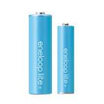 充電式ニッケル水素電池の写真