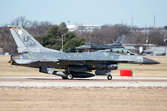 General Dynamics F-16C Fighting Falcon (DPhelps) Tags: knfw nfw naval air station fort worth jrb joint reserve base military marines force navy texas f16 fighting falcon viper general dynamics lockheed 831140 6885 83140 140 lf luke kdma amarg amarc boneyard block 25a top dogs spads