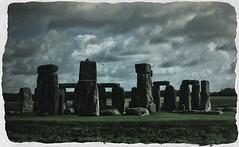 Tell us your secrets.... (Sherrianne100) Tags: moody secrets mysterious salisburyplain stonehenge england