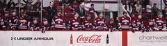Hockey @ Northeastern (dailycollegian) Tags: umassamherst universityofmassachusetts northeastern hockey winter sports ice athletics