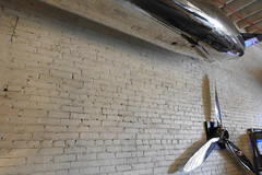 Los Angeles - Chrome (Drriss & Marrionn) Tags: losangelesca usa california losangeles clevelandart indoor shop store vendor homedecor artwork giftshop wall art artsdistrict minimalism propellor chrome