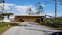 Bay District Schools #651 (abear320) Tags: school bus bay district schools panama city florida blue bird all american hurricane michael