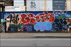 Name, Smog... (Alex Ellison) Tags: smog gsd name name26 smc throwup throwie southlondon urban graffiti graff boobs