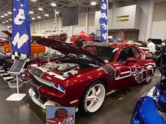 Coastal Virginia Auto Show 2018 (MisterQque) Tags: dodge dodgechallenger 2010dodgechallenger carshow autoshow coastalvirginiaautoshow musclecar