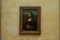 The Mona Lisa (sarowen) Tags: thelouvre paris france parisfrance museum muséedulouvre louvremuseum monalisa monalisaroom