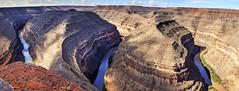 Gooseneck State Park, Utah (klauslang99) Tags: klauslang nature naturalworld northamerica gooseneck state park utah rocks landscape river san juan