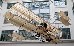 Smithsonian National Postal Museum, Washington DC; Wiseman-Cooke Biplane 1911 (kitmasterbloke) Tags: smithsonian postalmuseum washington usa mailplane aircraft indoor vintage post