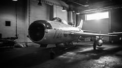 MiG-19P (kamil_olszowy) Tags: mig19p farmer fighter jet poland epks poznań krzesiny cold war 728 миг19п