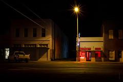 Marfa (Fabdub) Tags: texas marfa nightshot streetphotography street colors leicaq leica poselongue longexposure