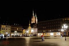 Nuremberg - night (Jurek.P) Tags: nuremberg norymberga nightcity night nightshot lights oldtown marketplace architecture bavaria germany europe jurekp sonya77