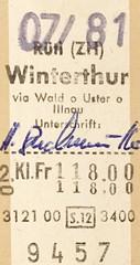 "Bahnfahrausweis Schweiz • <a style=""font-size:0.8em;"" href=""http://www.flickr.com/photos/79906204@N00/31191675177/"" target=""_blank"">View on Flickr</a>"
