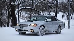 IMG_2847 (86Reverend) Tags: 2006 subaru baja turbo lifted anderson design fabrication adf method race wheels 502 bf goodrich ko2 winter snow