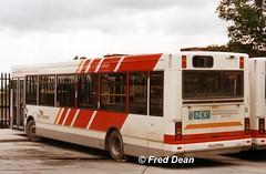 Bus Eireann DPC23 (02C16536). (Fred Dean Jnr) Tags: buseireann dpc23 02c16536 dennis dart plaxton pointer broadstonegaragedublin may2002 broadstonedepotdublin broadstone dublin buseireannbroadstonedepot eg02nzc