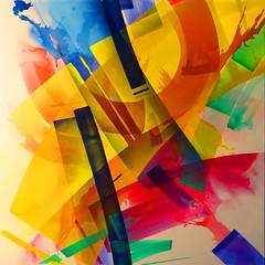 Urban art 2017 Völklingen 200217-12:48 (Marco Braun) Tags: streetart walart graffiti völklingen völklingerhütte saarland 2017 urbanartbienale portrait deutschland germany allemangne black white weiss schwarz noire blanche qadrat carré square regenbogen arcenciel rainbow colored colourful farbig bunt deutsclhand abstrakt abstract kunst geometrisch geometric geometrique