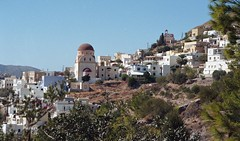 Λέρος, Παντέλι.(Greece, Leros, Panteli). (Giannis Giannakitsas) Tags: greece grece griechenland λεροσ παντελι leros panteli canon eos 10 s slr 35 mm film camera