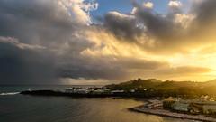 Amber Cove Sunrise (Mustang Joe) Tags: public cruise d750 nikon newyears domain caribbean
