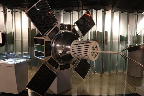 Cosmos 97 Satellite 1965