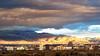 Downtown Albuquerque New Mexico (BrandonStephenson) Tags: albuquerque new mexico downtown sunset city mountains clouds