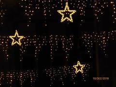 P1140020 Weihnachtliche Straßenbeleuchtung (Traud) Tags: deutschland germany bavaria bayern christmas streetlamps stars sterne