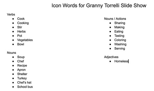 Brainstormed Icon Names by Wesley Fryer, on Flickr