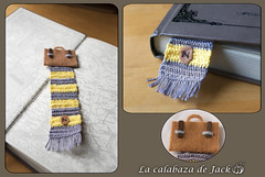 Newt Scamander Bookmark - Fantastic Beasts (LaCalabazadeJack) Tags: bookmark punto de libro newt scamander hufflepuff hogwarts fan art film movie fantastic beasts animales fantásticos jk rowling scarf crochet ganchillo felt fieltro handmade handcraft craft tutorial pattern patrón la calabaza jack cristell justicia artesanía tienda online shop venta comprar