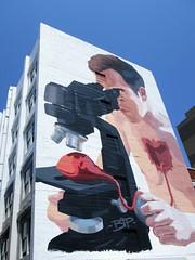 Little Saigon /San Francisco (kenjet) Tags: city sf sanfrancisco littlesaigon art mural buildng