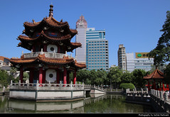 228 Peace Memorial Park, Taipei, Taiwan (JH_1982) Tags: 228 peace memorial park pavillion pavilion pagoda temple water parc pond lake architecture architektur 二二八和平紀念公園 二二八和平公園 얼얼바 평화기념공원 cityscape urban urbanity taipeh 臺北市 taipéi taipé 台北市 타이베이 시 تايبيه táiwān taiwan roc 臺灣 台灣 中華民國 中華民国 중화민국 китайская республика تايوان चीनी गणराज्य