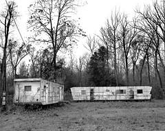 Iberville Parish, Louisiana 1987 (Dave Glass . foto) Tags: louisiana ibervilleparish bayou bigforkbayou atchafalayariver thesouth deepsouth fujigs645s kodaktmax400 mediumformat mobilehomes