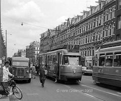 Kinkerstraat 1968 (railfan3) Tags: amsterdam amsterdamsetrams amsterdamtrams amsterdams kinkerstraat lijn17 gvb gemeentevervoersbedrijf enkelgelede beijnestrams gvb556 amsterdamwest amsterdamoudwest kinkerstraat1968 1968 trams trolleys tramcars tram tramway triebwagen tramwagens trammetjes tramstellen tramwegmaterieel tramrijtuigen tramvoertuigen tramverkeer tramstramlijnen tramlijnen1968 trams1968 publictransport grijzetrams 1ggeledetrams vintagetrams klassieketrams classictrams retrotrams oudewagens oudetrams trammaterieel streetcars strassenbahnwagen strasenbahn streetscene strasenbahnwagen stadsbeeld straatbeeld straatplaat nederland