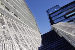 - Diagonal - (Jacqueline ter Haar) Tags: residence inn by marriott amsterdam houthavens diagonal houthaven sunny moxyamsterdamhouthavens moxy