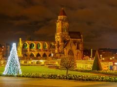 Église désaffectée de Saint-Étienne-Le-Vieux. Caen (claire.danneville) Tags: caen église