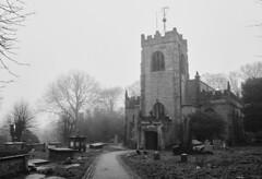 St Mary's (graemes83) Tags: pentax fog lyme park national trust mist foggy misty outdoors
