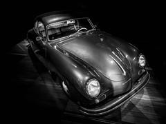 CLASSY (Dave GRR) Tags: porsche classic retro vintage racingcar supercar toronto auto show 2018 monochrome mono chrome speedster automotive photography olympus