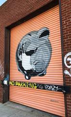 Piggy Bank by Bikismo (wiredforlego) Tags: graffiti mural streetart urbanart aerosolart publicart williamsburg brooklyn newyork nyc ny bikismo