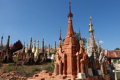Nyaung Ohak pagodas, Inthein (25)