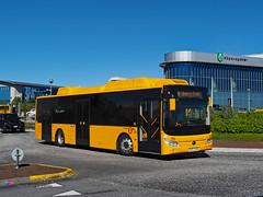 Yutong E12LF - Strætó bs 190 (Pi Eye) Tags: bus autobus strætó reykjavik yutong électrique