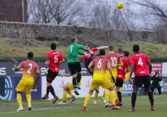 Lewes 4 Wingate Finchley 2 19 01 2019-113.jpg (jamesboyes) Tags: lewes wingate finchley bostik premier isthmian football soccer nonleague sports amateur goals score tackle celebrate kick ball boots mud floodlights rooks canon photography dslr 70d